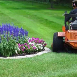 lcommercial awn grounds service